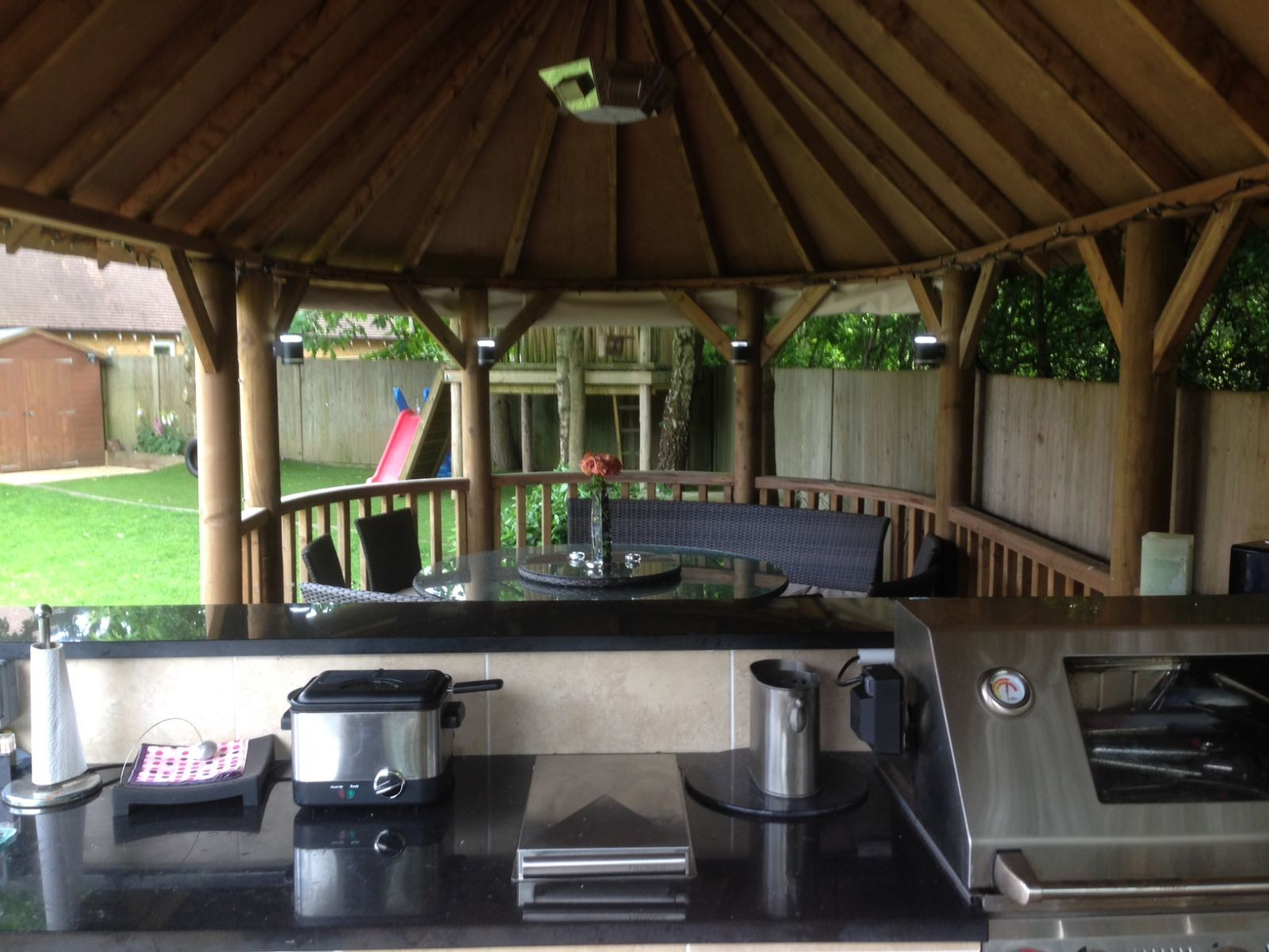 Our Blog The Lapa Company Siting Bbqs Under Shelters