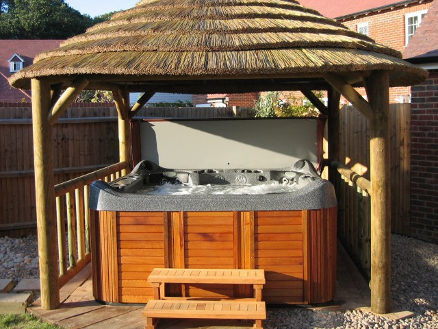 Spa Gazebos Hot Tub Gazebos