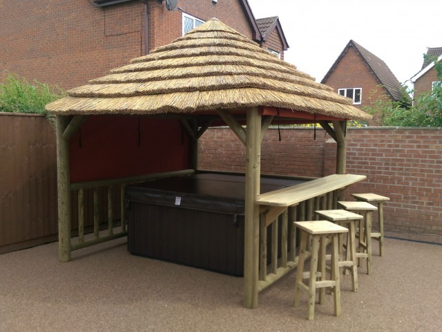 Hot Tub Gazebos And Hot Tubs Spa Gazebos