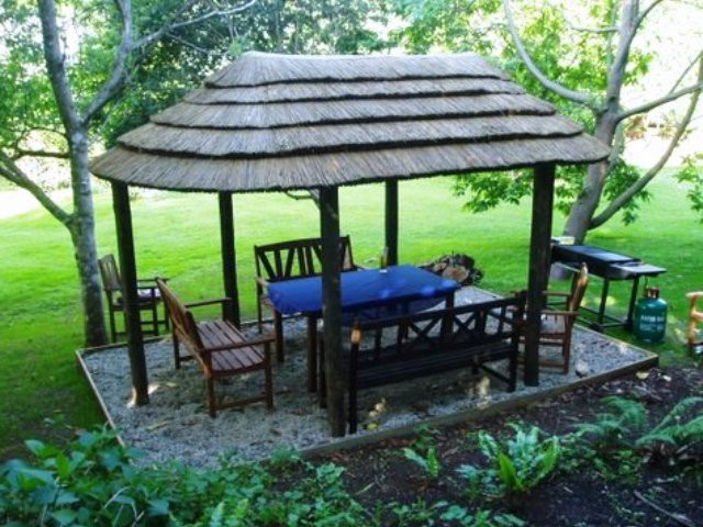 gazebo roofs kits