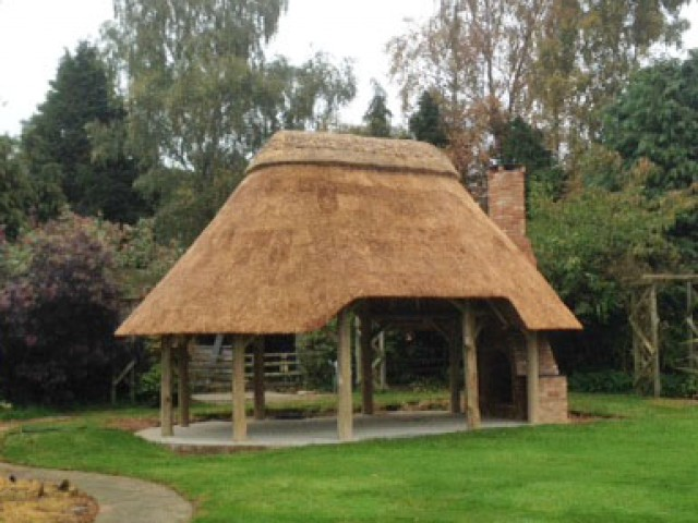 Client Installations Thatched Gazebos Hot Tubs Outdoor