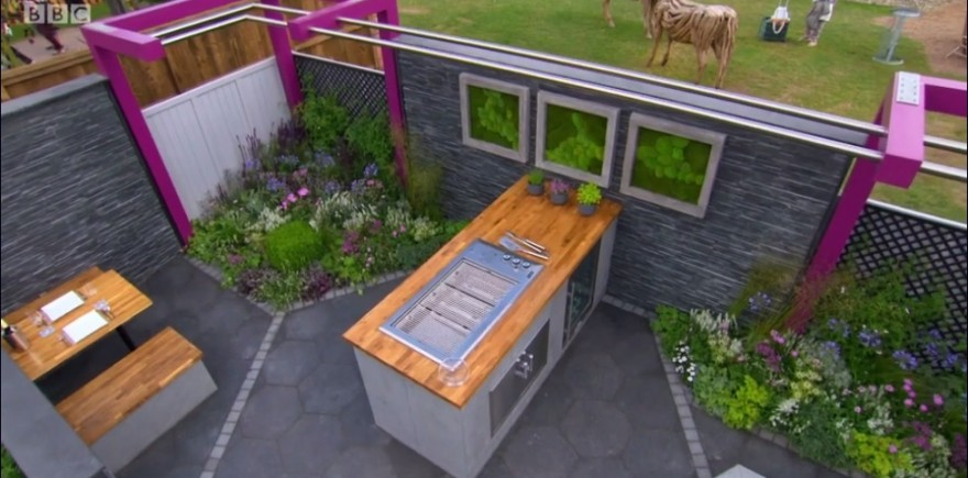 Our Blog | The Lapa Company | Outdoor Kitchen Show Garden
