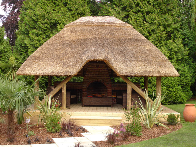 Lapa gallery from the lapa company for Garden braai designs