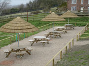 Thatched Umbrella Kits