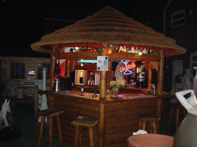 Tiki Bar Gallery The Lapa Company